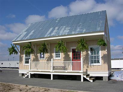 Thanks, Katrina: Katrina Cottages